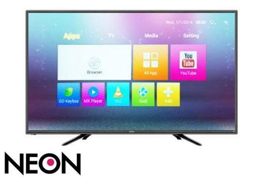 """טלוויזיה 50"""" NEON LED Smart Android 4.4 TV FULL HD"""