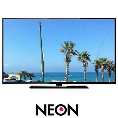 """טלויזיה נאון 50"""" T.V LED FULL HD NEON NE-50FLED"""