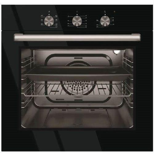 תנור בנוי 61 ליטר זכוכית שחורה NEON נאון NE-BI66BGL