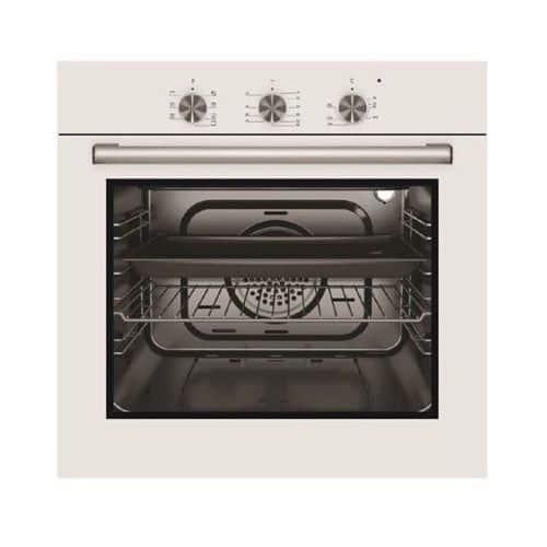 תנור בנוי 61 ליטר זכוכית לבנה NEON נאון NEBI-66-WGL