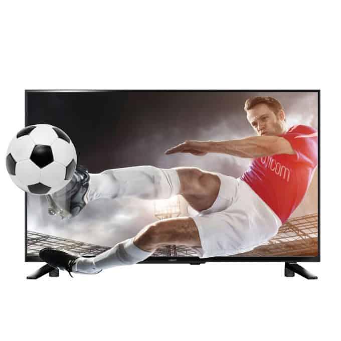 טלוויזיה 43″  FHD LED TV פוג׳יקום FUJICOM