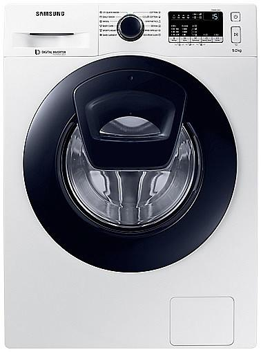 """מכונת כביסה פתח קידמי Samsung WW90K44305 9 ק""""ג סמסונג"""
