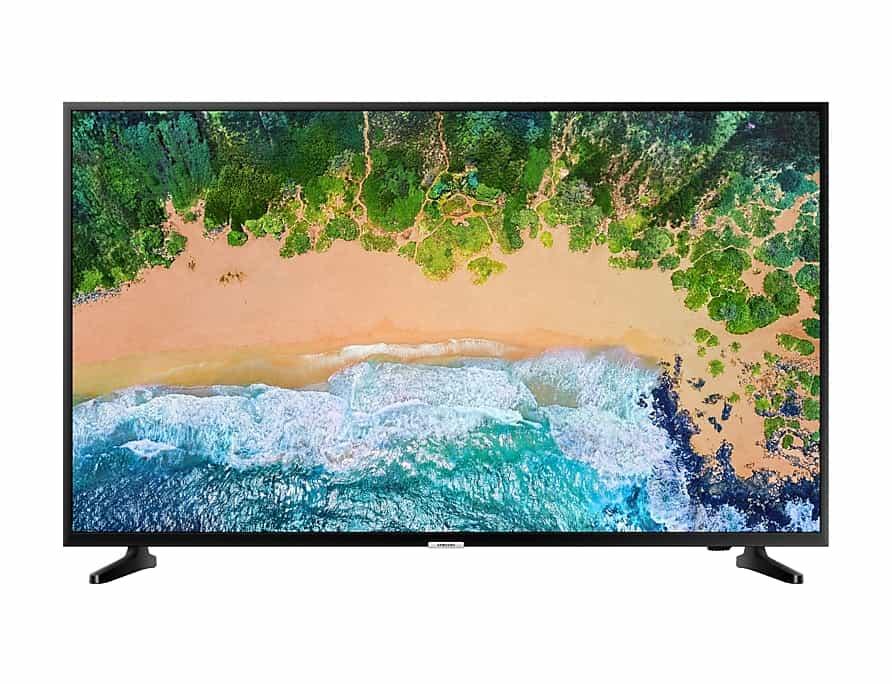 טלוויזיה Samsung UE50NU7092 4K 50 אינטש סמסונג smart סמארט
