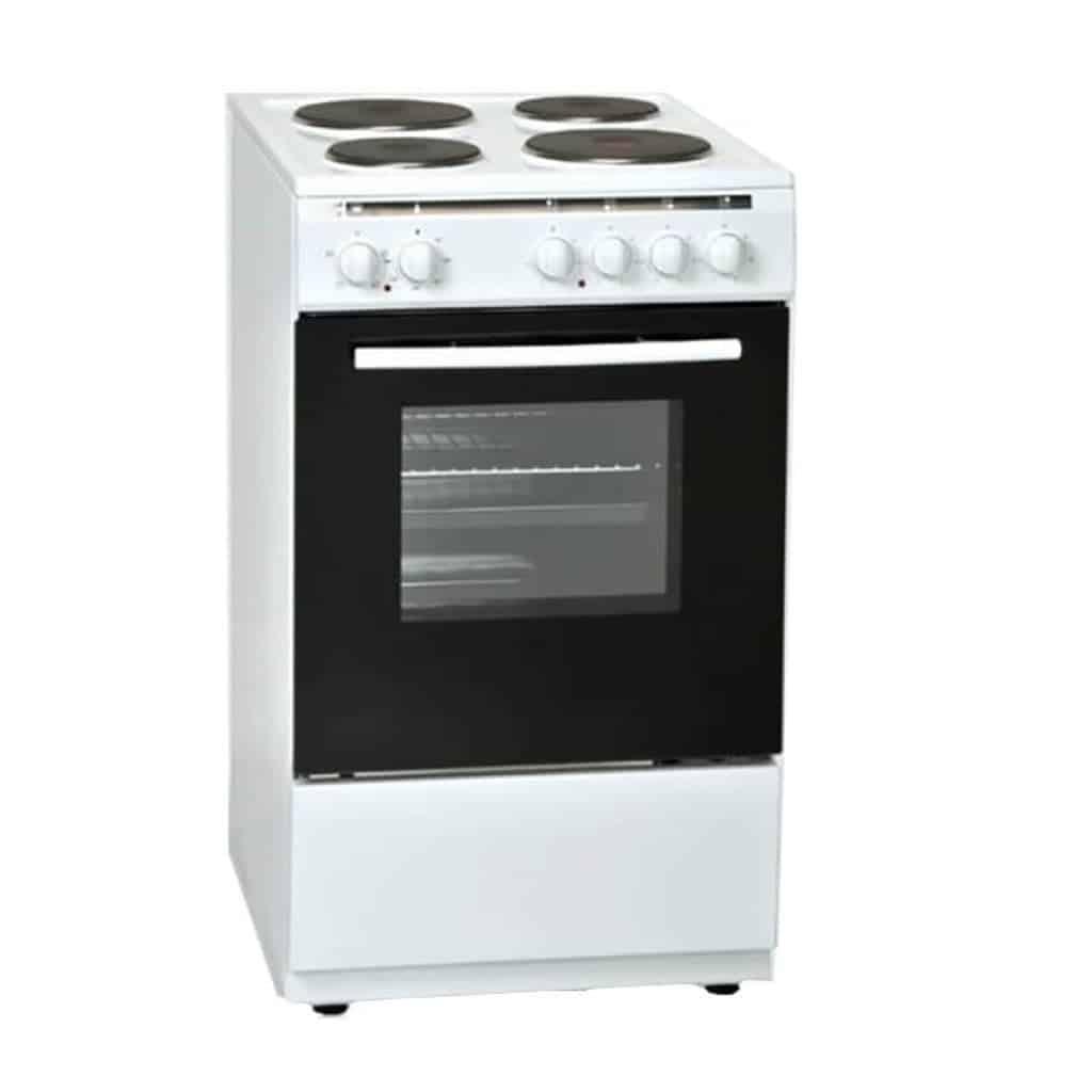 תנור אפיה משולב כיריים חשמליות Normande נורמנדה KL-5060FE