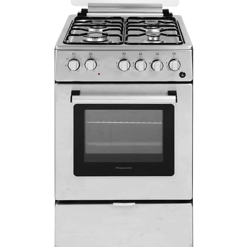 תנור אפיה משולב בגימור לבן Normande נורמנדה ND-5050