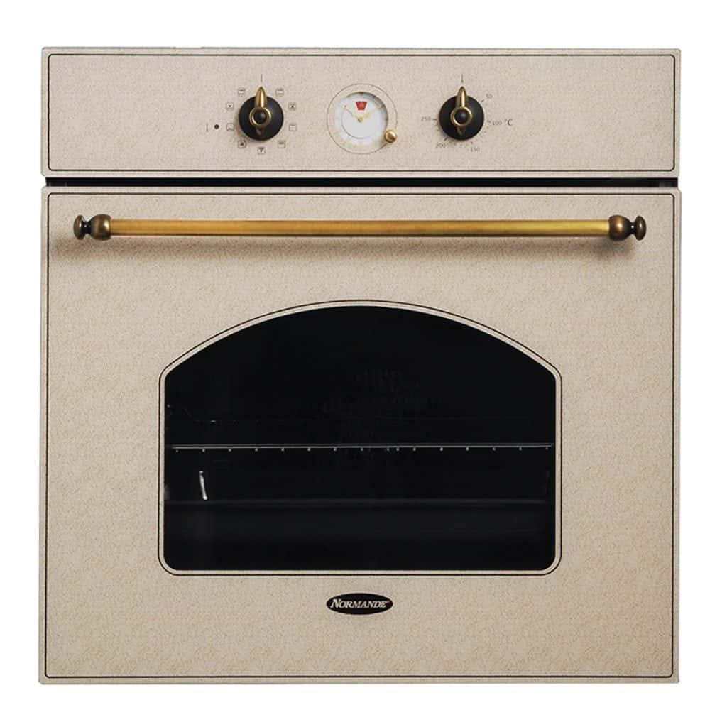 תנור אפיה בנוי 9 תכניות בעיצוב כפרי Normande נורמנדה ND-663