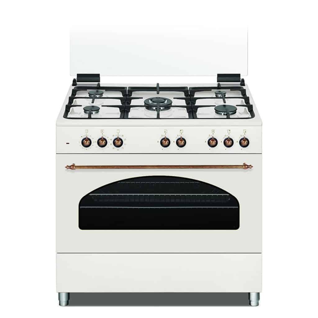 תנור אפיה כפרי משולב 9 תכניות Normande נורמנדה NR-9060