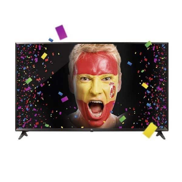טלוויזיה LG 65UK6100Y 4K בגודל 65״ אינטש