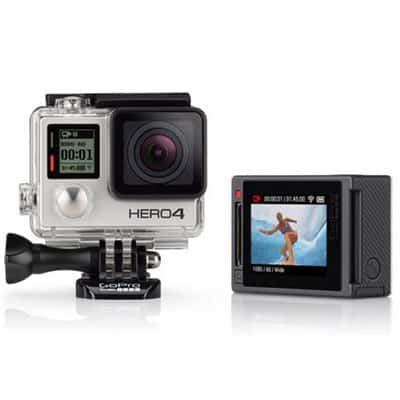 GoPro Hero4 Silver Edition גו פרו
