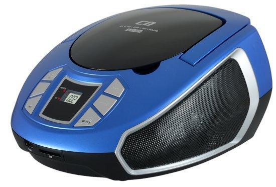 רדיו דיסק נייד MP3 כולל Artech CD3713UC Bluetooth