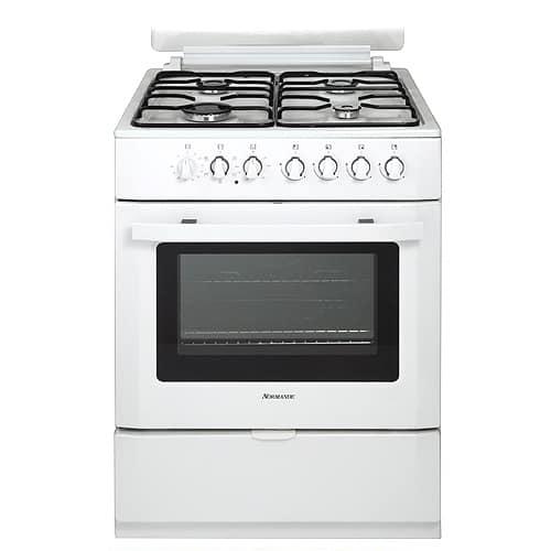 תנור אפיה משולב 69 ליטר Normande ND-6262W נורמנדה לבן