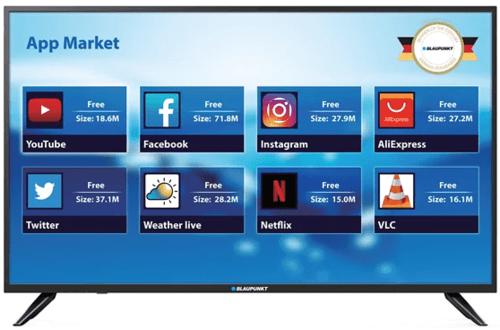 טלוויזיה Blaupunkt YS55AU9000 4K 55 אינטש