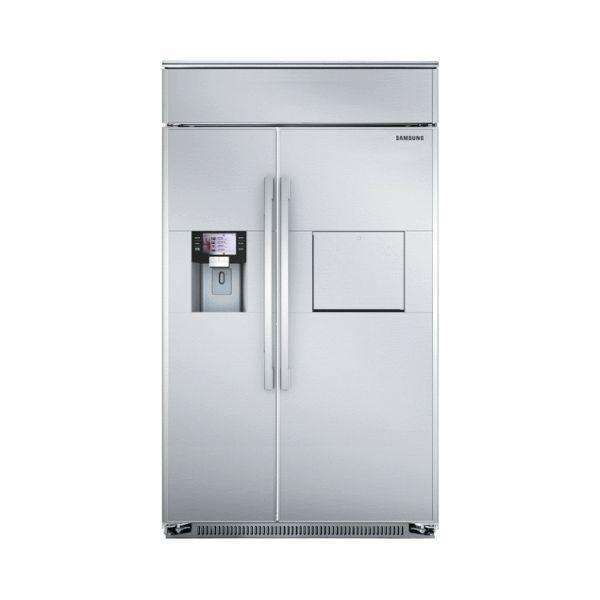 מקרר דלת ליד דלת Samsung RS757LHQESR 762 ליטר סמסונג