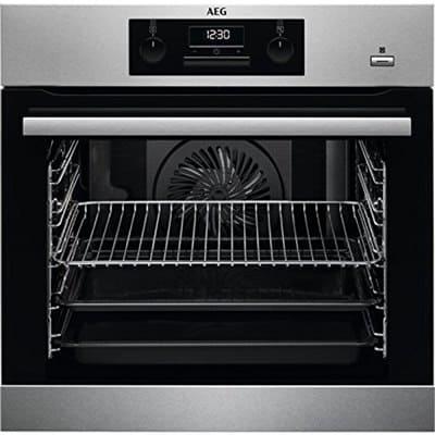 תנור בנוי אפייה באדים AEG BES351210M