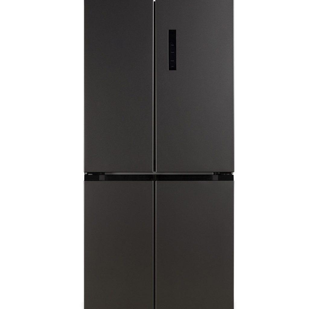 מקרר נורמנדה Normande 4 דלתות שחור בנפח 417 ליטר No Frost בטכנולוגיית Inverter ND-860